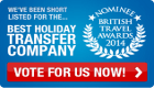 British Travel Awards 2014